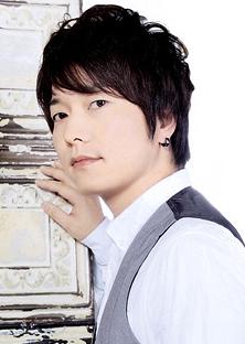 Kenji Nojima - Mamoru Chiba (Tuxedo Mask).